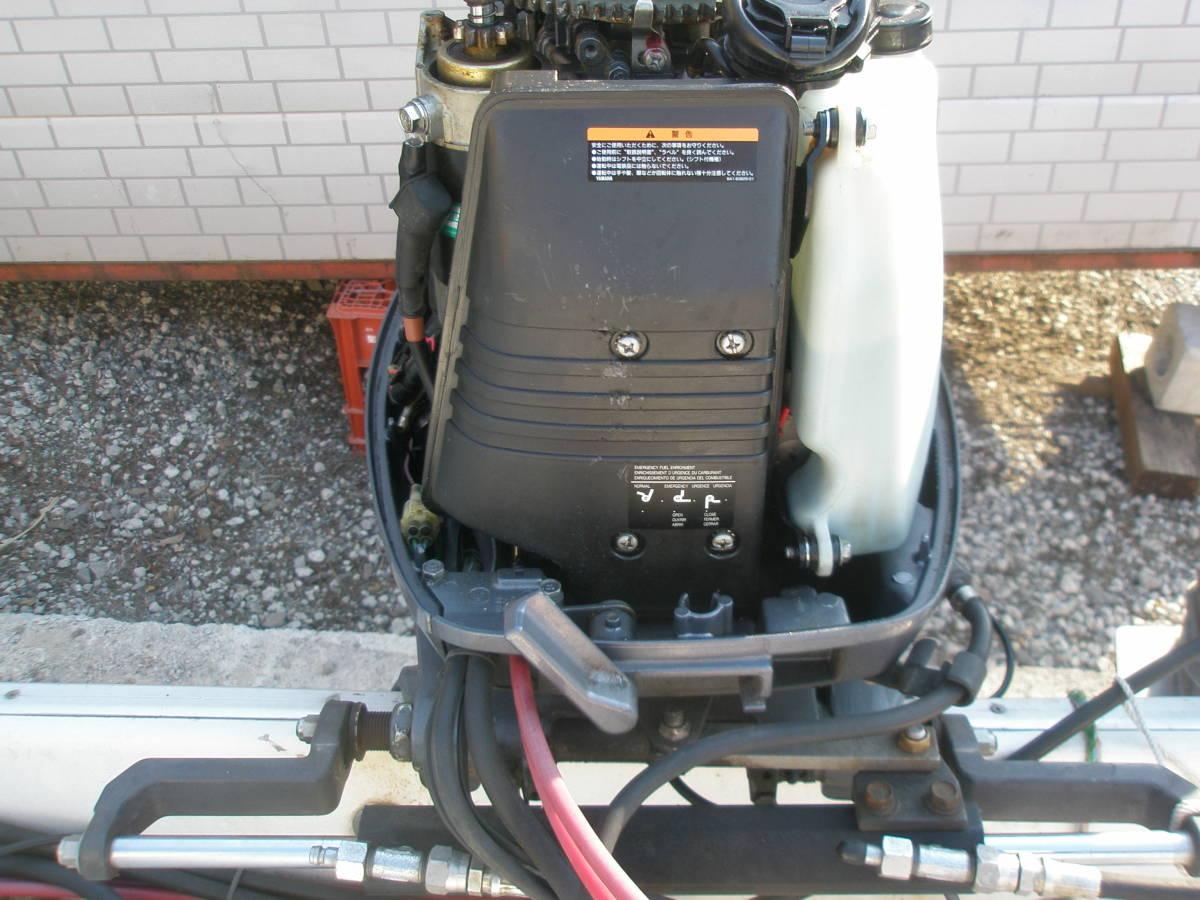 ◆YAMAHA◆ヤマハ製 6H22サイクル 60馬力(L足) 点検整備済 ◆_画像10