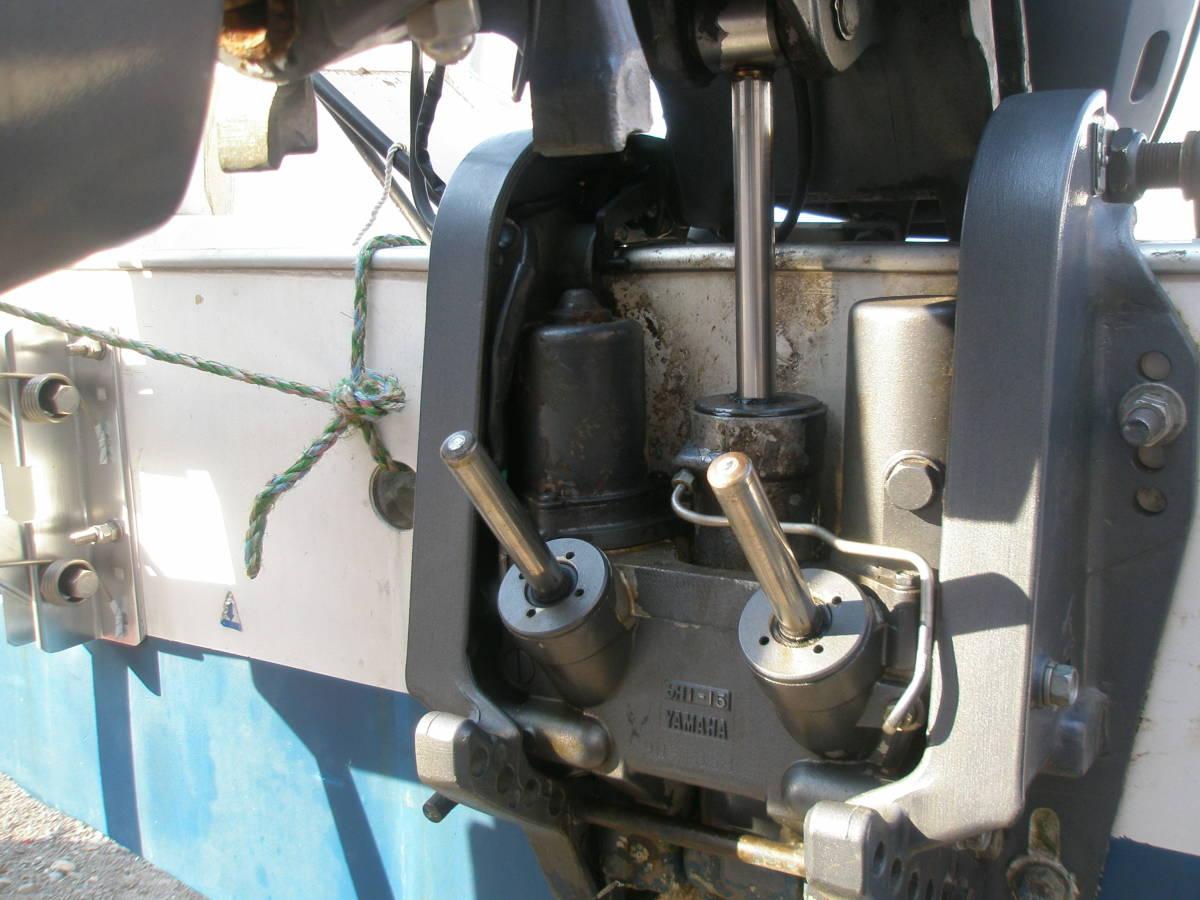 ◆YAMAHA◆ヤマハ製 6H22サイクル 60馬力(L足) 点検整備済 ◆_画像6