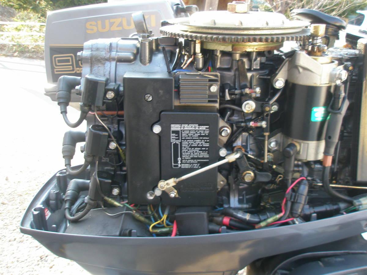 ◆YAMAHA◆ヤマハ製 6H22サイクル 60馬力(L足) 点検整備済 ◆_画像8