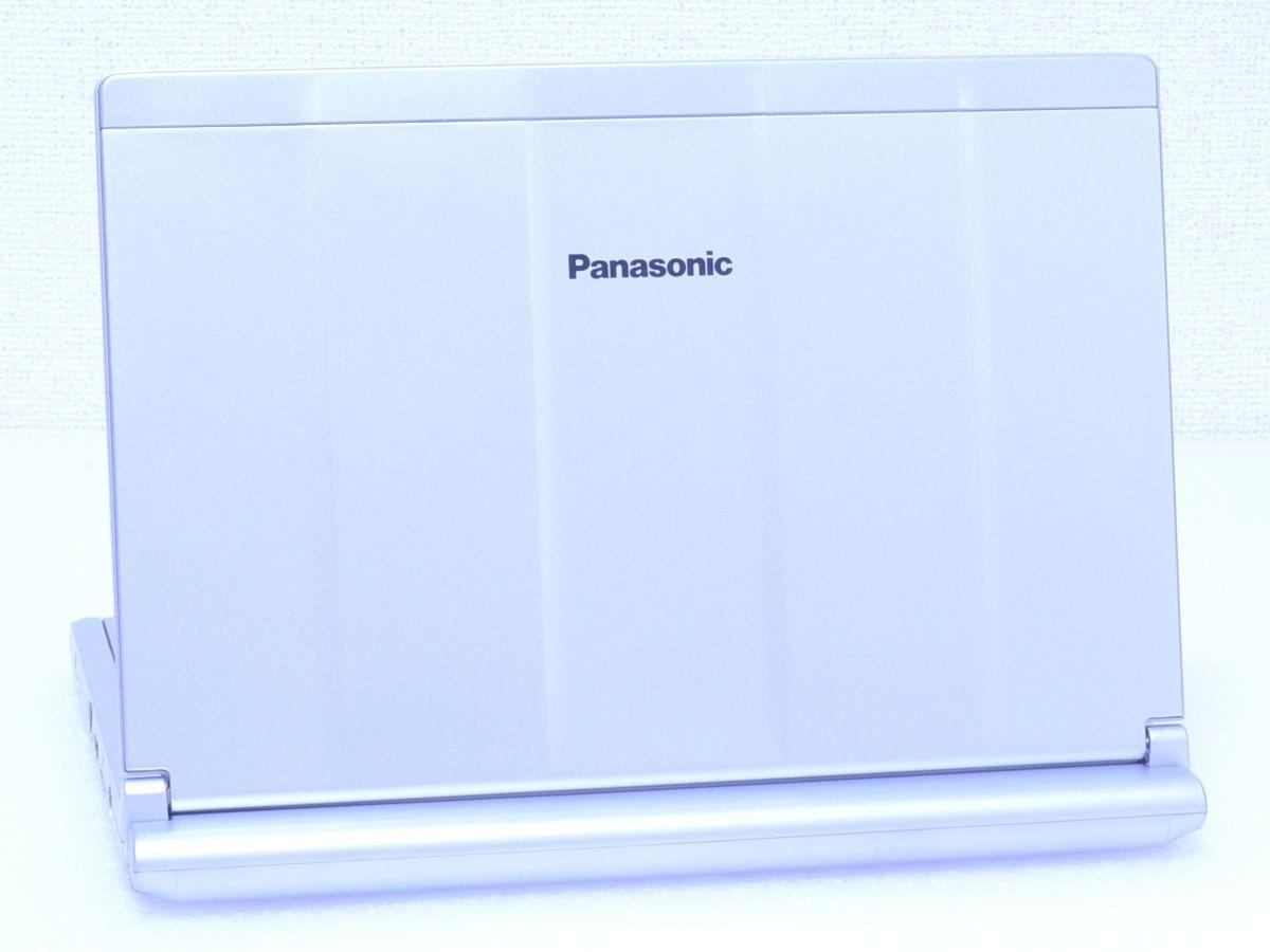 ★ Panasonic Let's note CF-SX4EDHCS / Core i5 / メモリ 8GB / SSD512GB / スーパマルチ / カメラ / Bluetooth / Office Win10_画像6