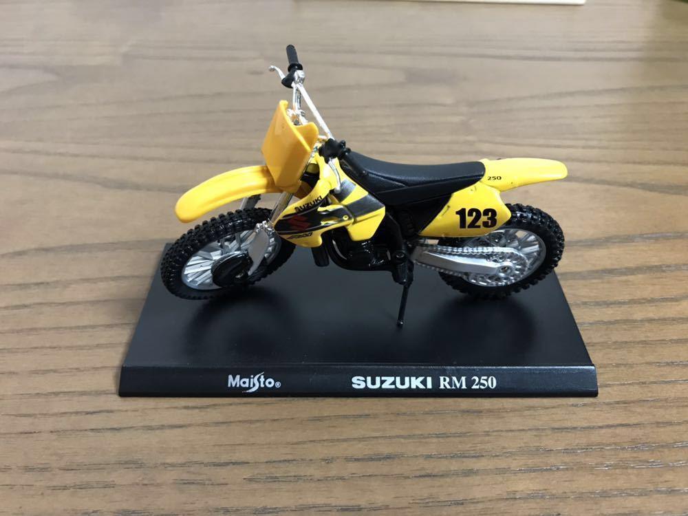デアゴスティーニ モトコレクション No.32 SUZUKI RM250