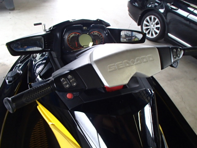 SEA-DOO RXT IS 255 2009年モデルSEADOO シードゥー売り切り_画像4
