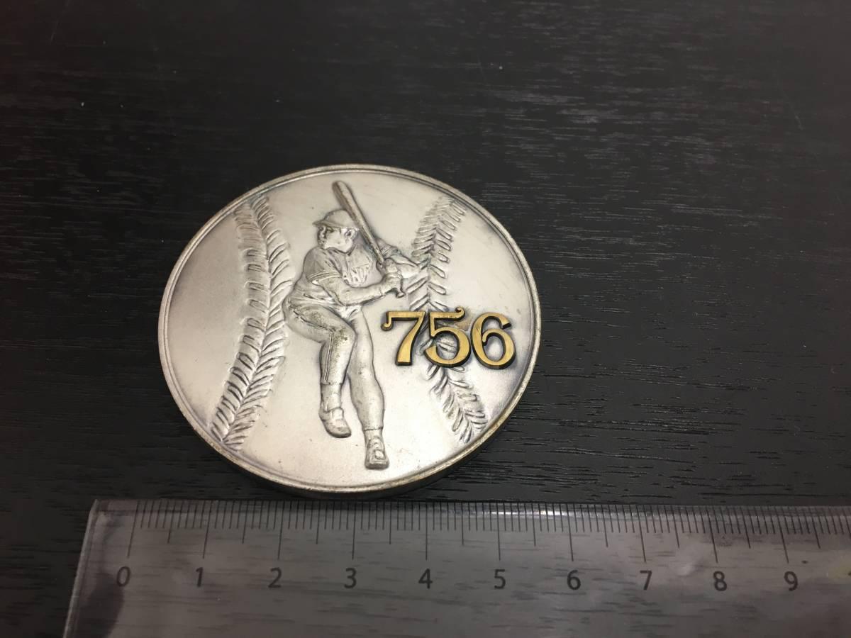 ★王貞治さん756号記念メダル・サイン色紙他おまとめ★_画像4