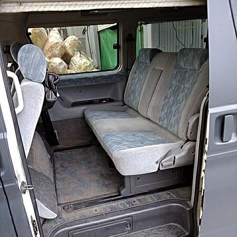 ボンゴフレンディー ディーゼル2500 4WD 車中泊仕様_画像3