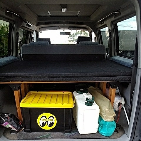 ボンゴフレンディー ディーゼル2500 4WD 車中泊仕様_画像5