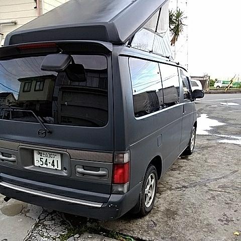 ボンゴフレンディー ディーゼル2500 4WD 車中泊仕様_画像8
