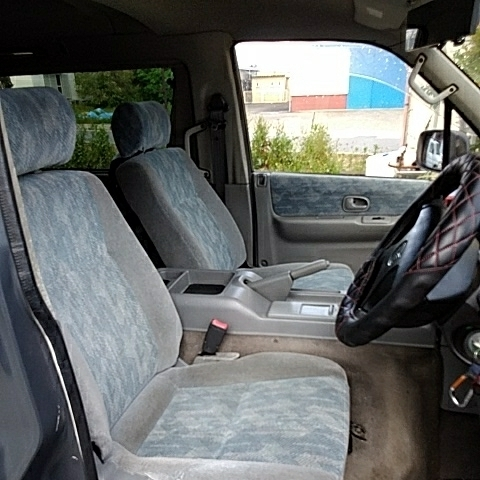 ボンゴフレンディー ディーゼル2500 4WD 車中泊仕様_画像10
