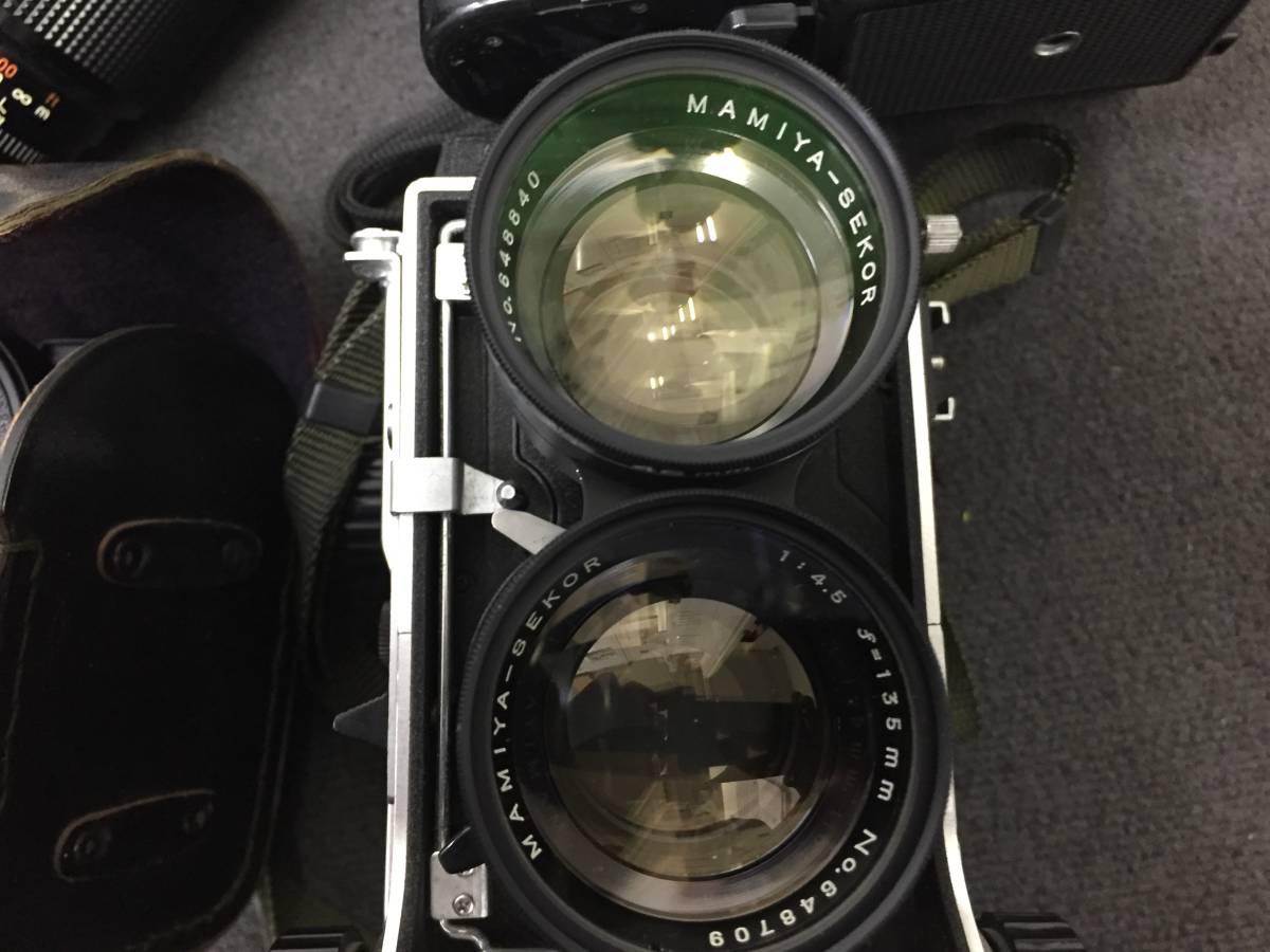 16778‐2-17935 カメラ ZENZA BRONICA Canon Nikon ボディ レンズ 他 大量おまとめ ジャンク品_画像9