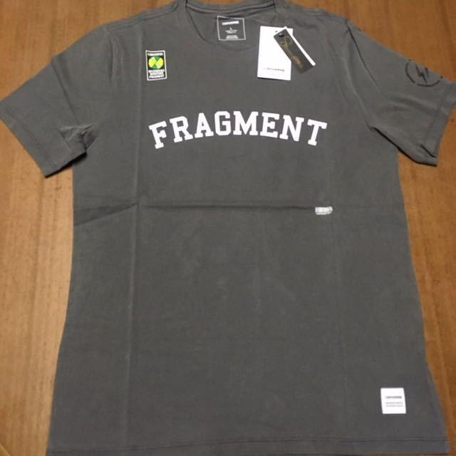 SIZE L FRAGMENT DESIGN x CONVERSE ESSENTIAL TEE フラグメントデザイン コンバース エッセンシャル Tシャツ