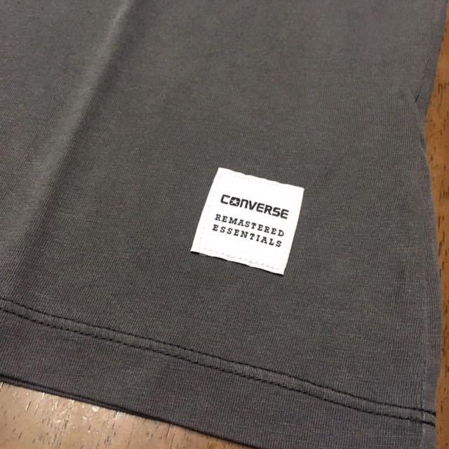 SIZE L FRAGMENT DESIGN x CONVERSE ESSENTIAL TEE フラグメントデザイン コンバース エッセンシャル Tシャツ_画像4