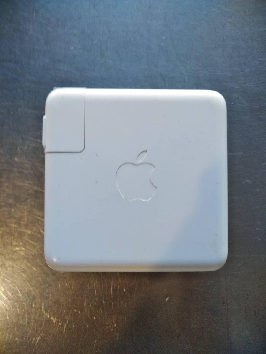 Apple 87W USB-C 電源アダプタ