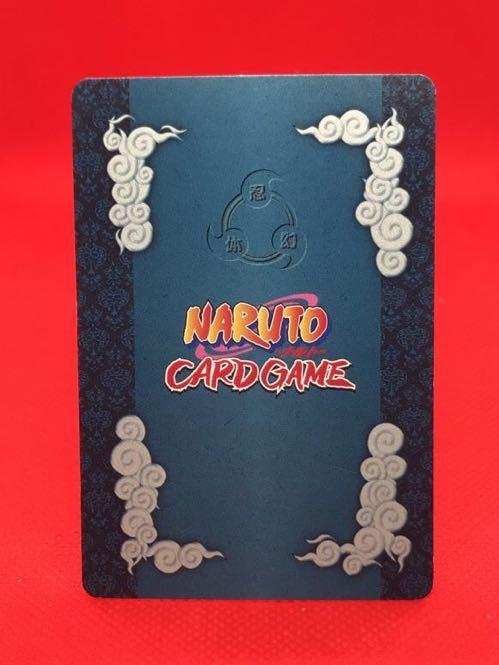 NARUTO ナルト カードゲーム #D3 忍-201 綱手姫 Delivery to the world_画像2