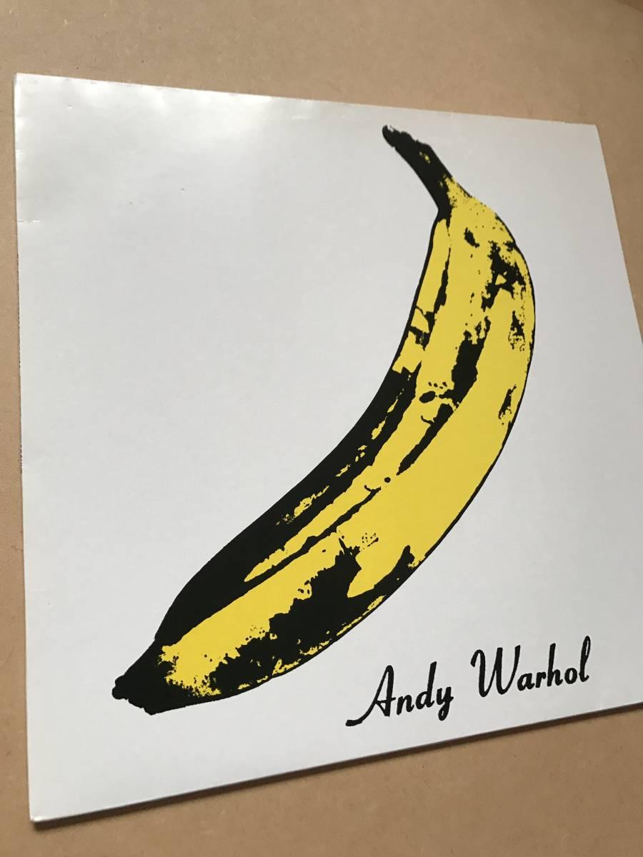 THE VELVET UNDERGROUND & NICO / ヴェルヴェット・アンダーグラウンド ANDY WARHOL 849 144-1_画像5