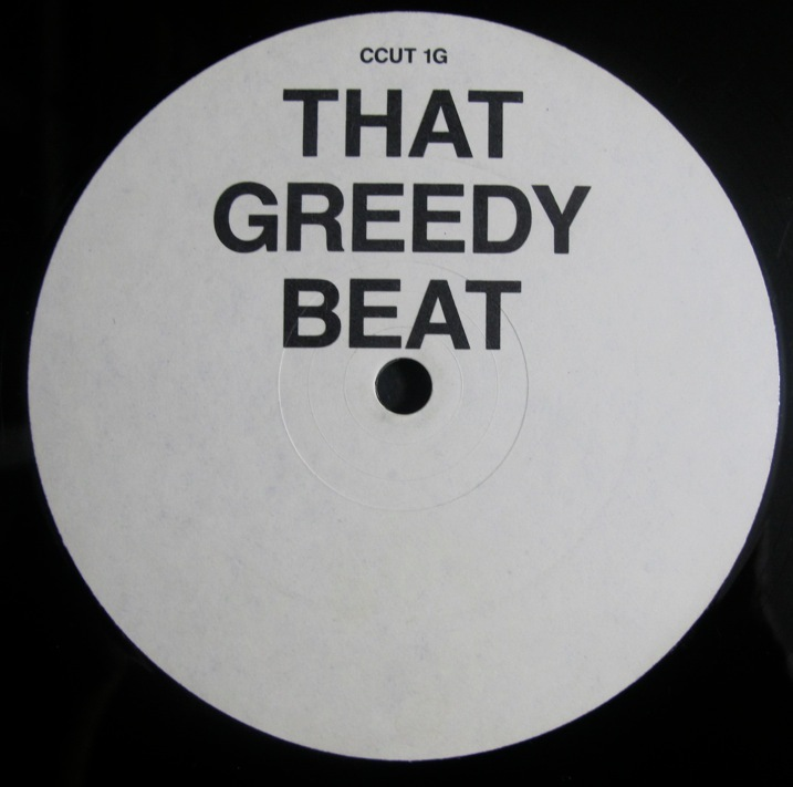COLDCUT - BEATS + PEACES (MO' BASS REMIX) / THAT GREEDY BEAT 12インチ (UK/ 1987年 / Ahead Of Our Time CCUT 1A)(CUT & PASTE)_画像5