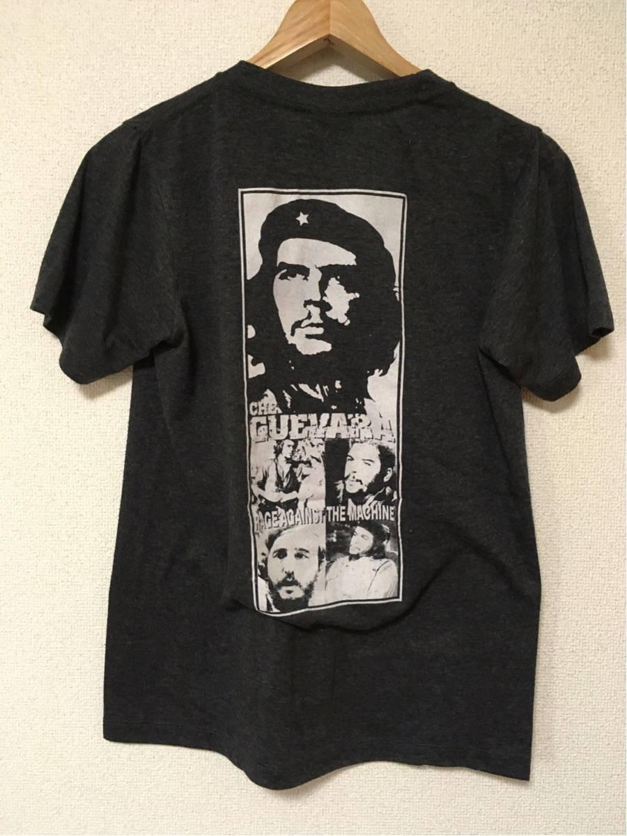 80'sビンテージ ゲバラ Tシャツ90's70's ベートーベン マルコムX_画像2