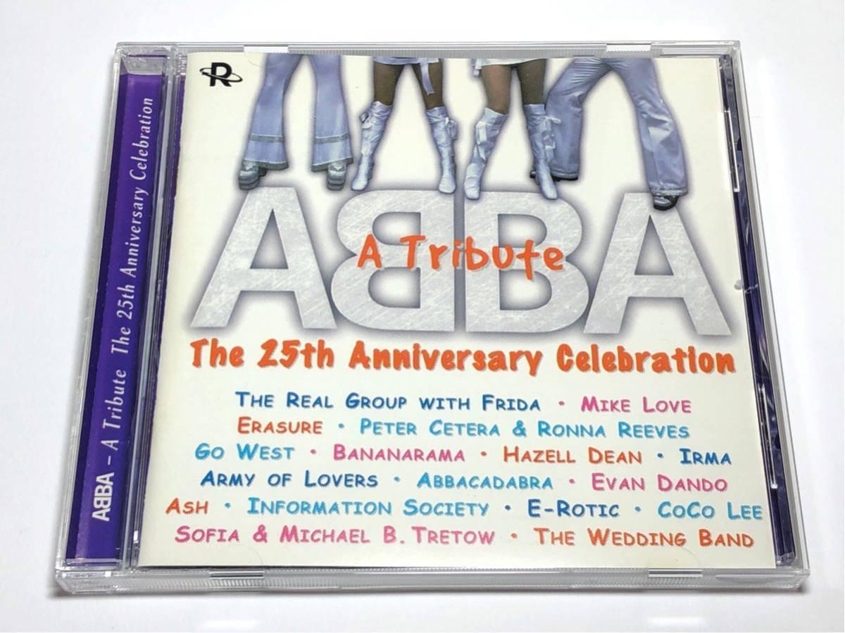 ☆輸入盤CD 1733-2 Abba - A Tribute: The 25th Anniversary Celebration_画像1