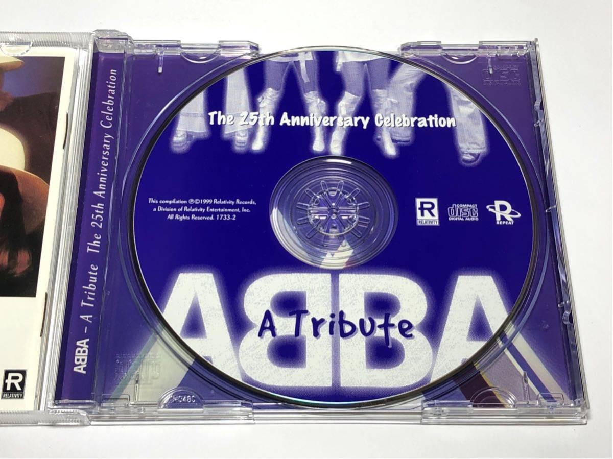☆輸入盤CD 1733-2 Abba - A Tribute: The 25th Anniversary Celebration_画像3