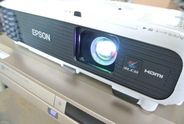 S/ EPSON エプソン ビジネスプロジェクター EB-S04 元箱有り_画像8