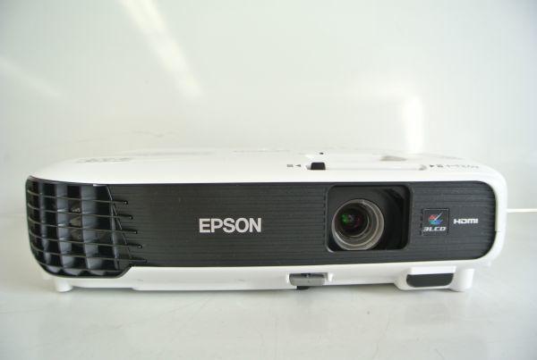 S/ EPSON エプソン ビジネスプロジェクター EB-S04 元箱有り_画像3