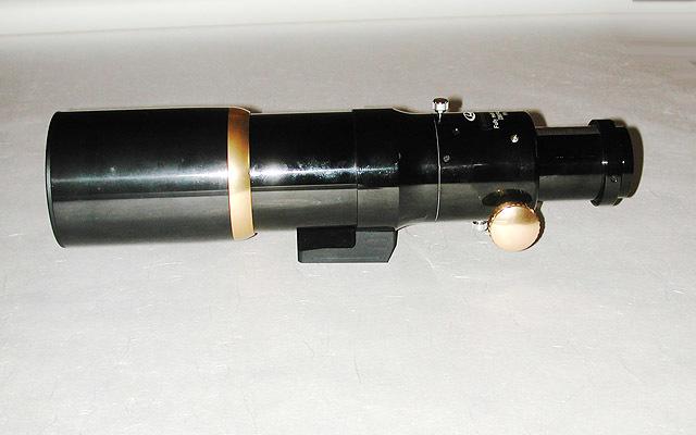 カサイ NERIUS-80LD 口径80mmセミアポ屈折鏡筒_画像2