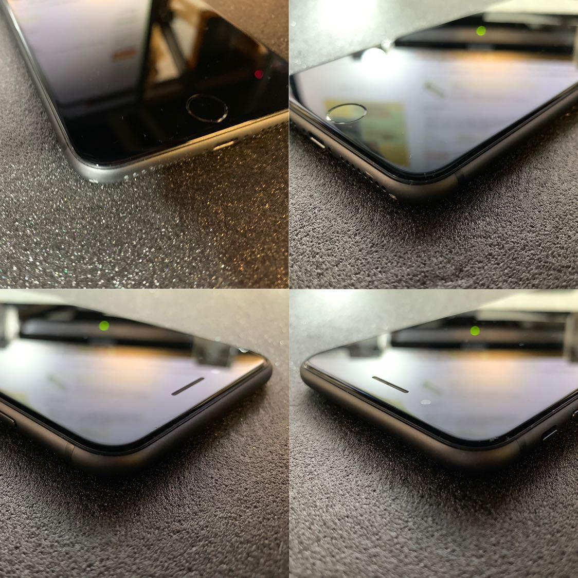 【1スタ!(1円スタート)】docomo iPhone8Plus 256GB SIMフリー(docomo) スペースグレイ【iPhone8+(プラス)】_画像9