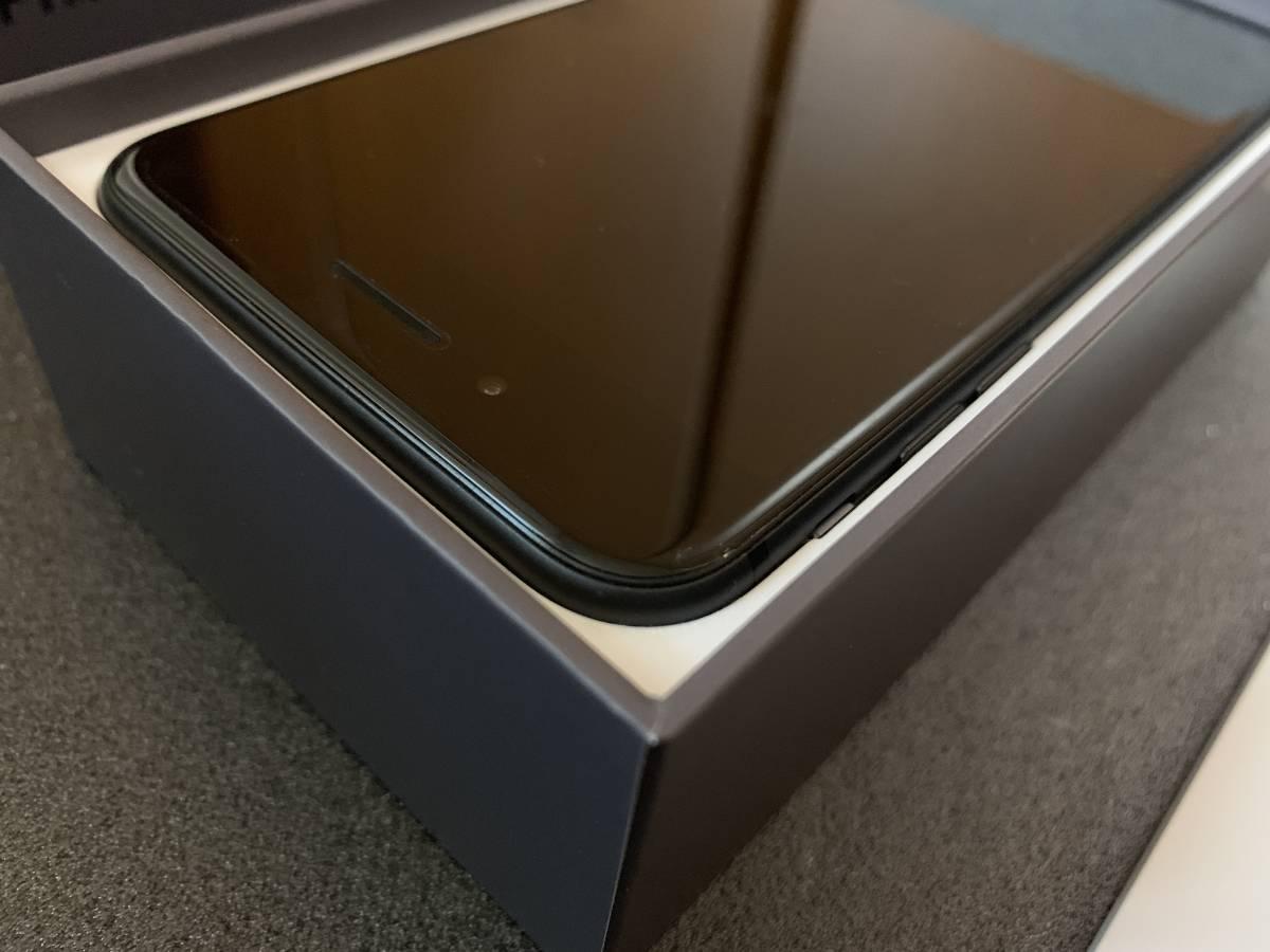 【1スタ!(1円スタート)】docomo iPhone8Plus 256GB SIMフリー(docomo) スペースグレイ【iPhone8+(プラス)】_画像7