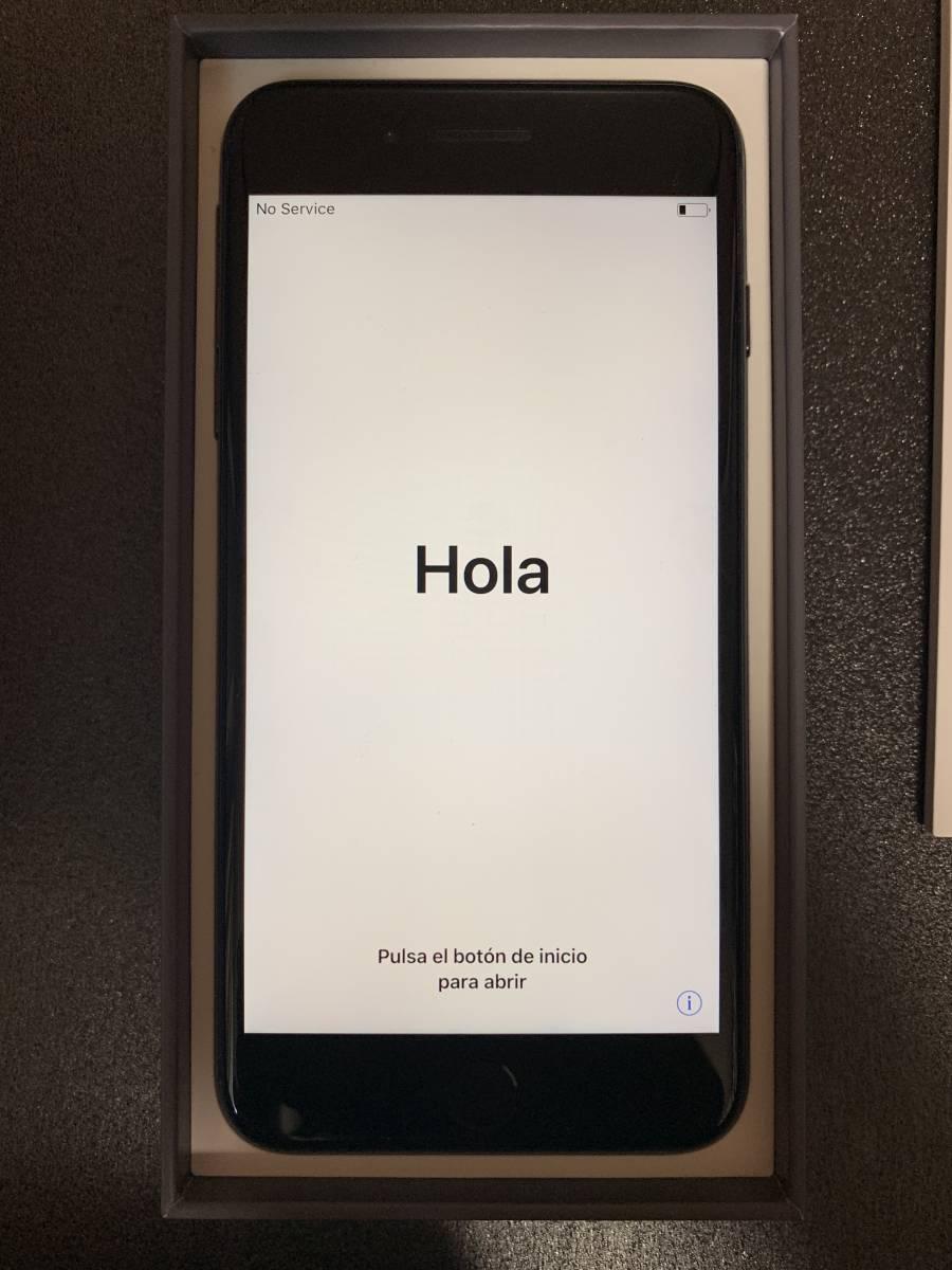 【1スタ!(1円スタート)】docomo iPhone8Plus 256GB SIMフリー(docomo) スペースグレイ【iPhone8+(プラス)】_画像5