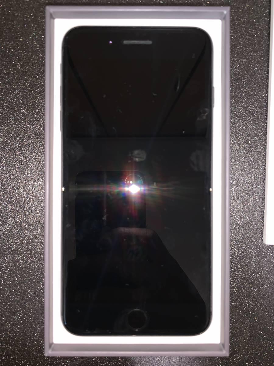 【1スタ!(1円スタート)】docomo iPhone8Plus 256GB SIMフリー(docomo) スペースグレイ【iPhone8+(プラス)】_画像6