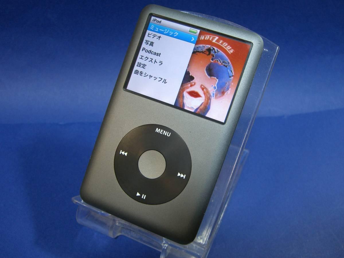 iPod classic 160GB ブラック MC297J/A 5f9