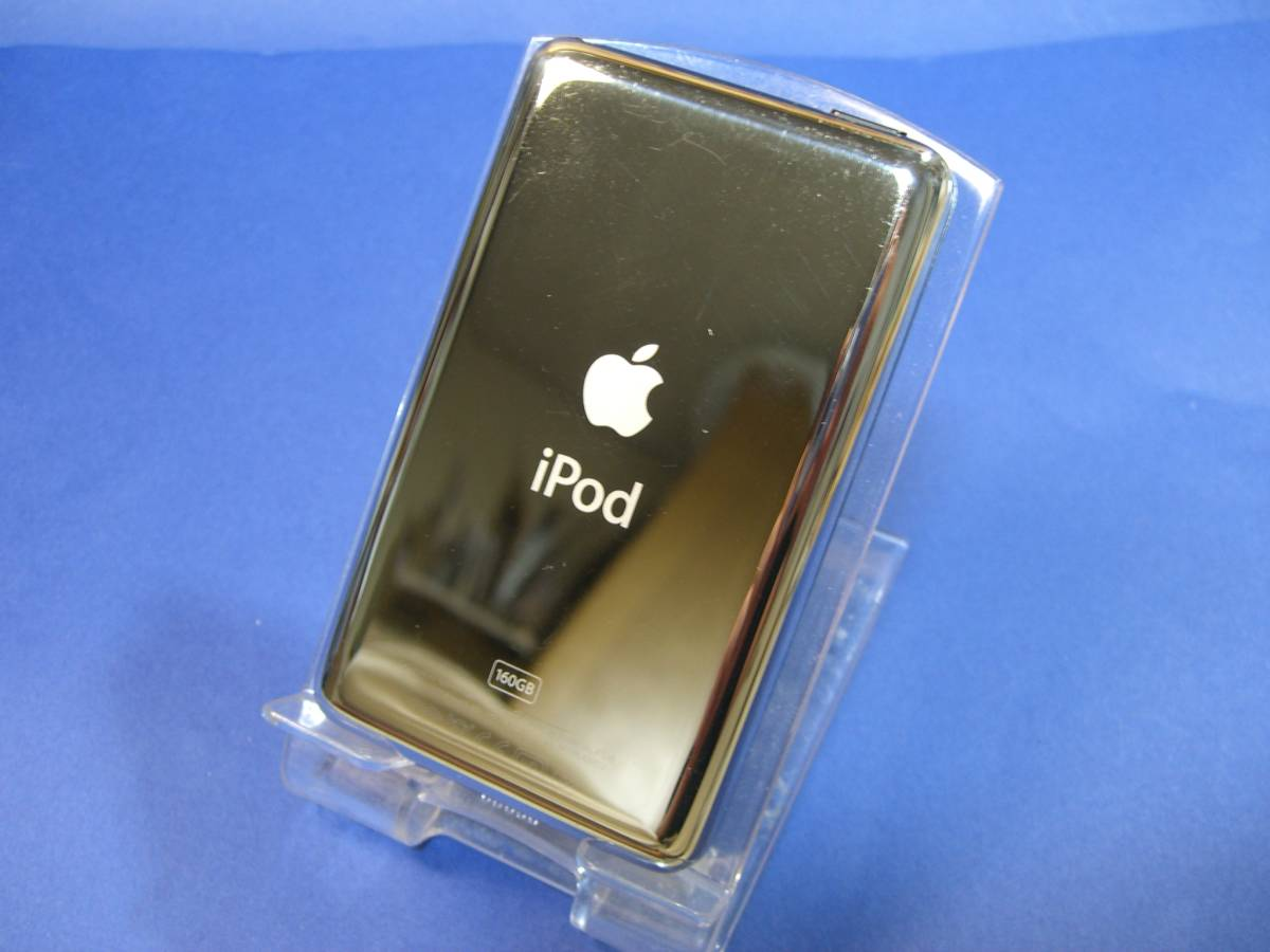 iPod classic 160GB ブラック MC297J/A 5f9_画像2