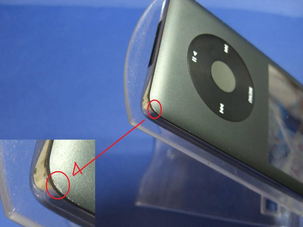iPod classic 160GB ブラック MC297J/A 5f9_画像5