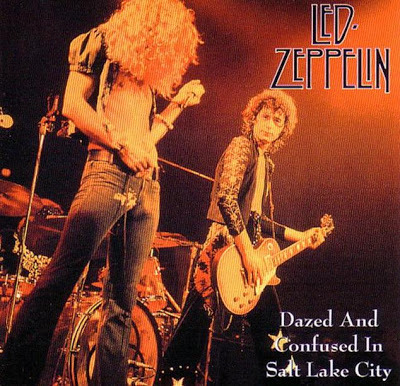 Led Zeppelin - Dazed And Confused in Salt Lake City 1973 2CD