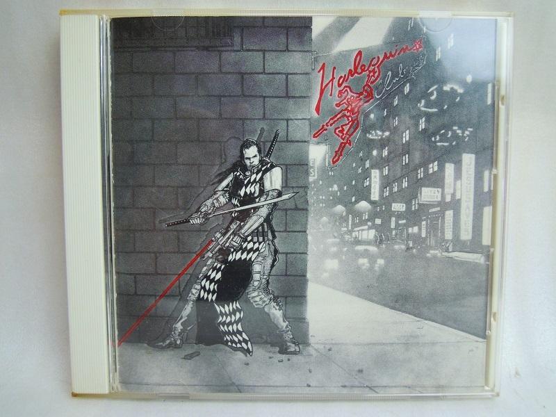 HARLEQUIN / s.t. ハーレクイン Frantic Metal USED 自費出版? メロディアス ハード ex ICON Jerry Harrison 超激レア
