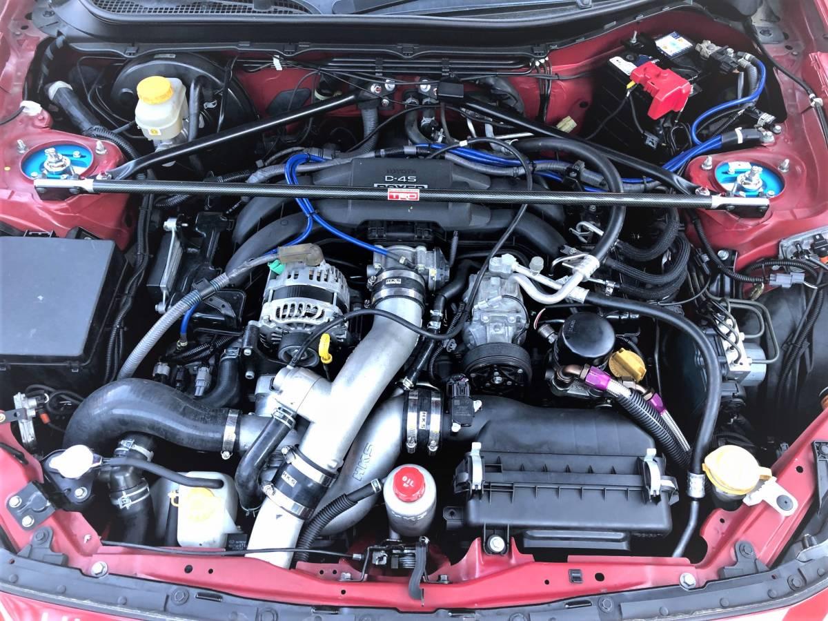 86リミテッド 302馬力仕様 HKS カスタム350万オーバー GTリミテッド 極上車_画像5