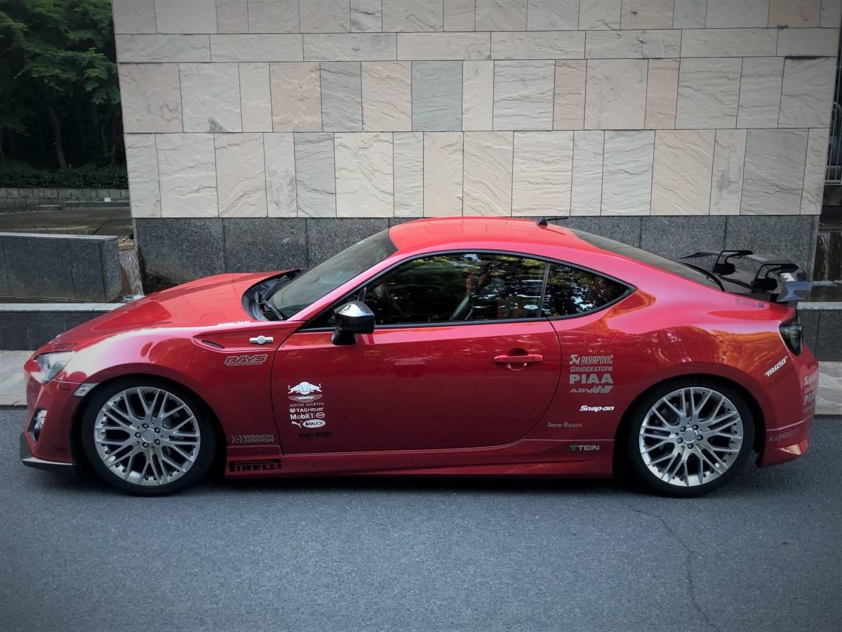 86リミテッド 302馬力仕様 HKS カスタム350万オーバー GTリミテッド 極上車_画像10