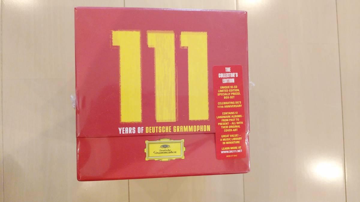 新品未開封・廃盤商品!! Box Set Classical/111 Years Of Deutsche Grammophon The Collectors' Edition_画像7