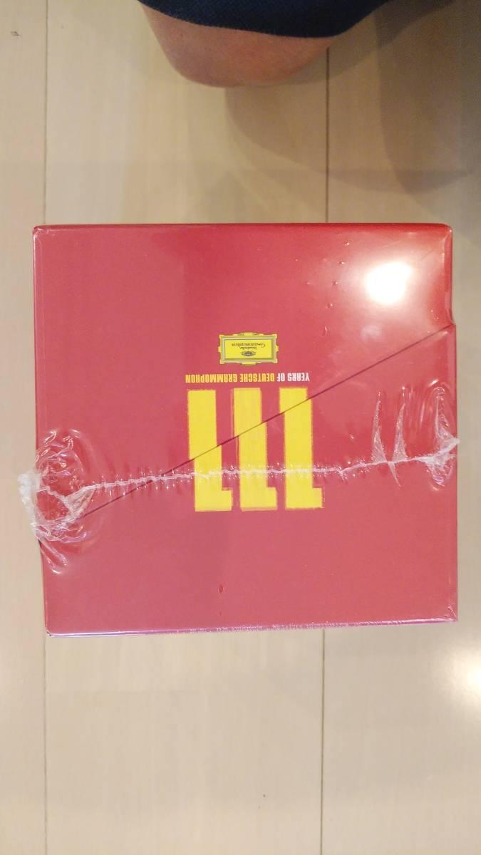 新品未開封・廃盤商品!! Box Set Classical/111 Years Of Deutsche Grammophon The Collectors' Edition_画像6