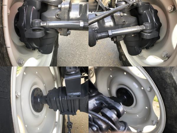 クボタ GM64 トラクター 64馬力 4WD  エアコン キヤビン 付き_画像6