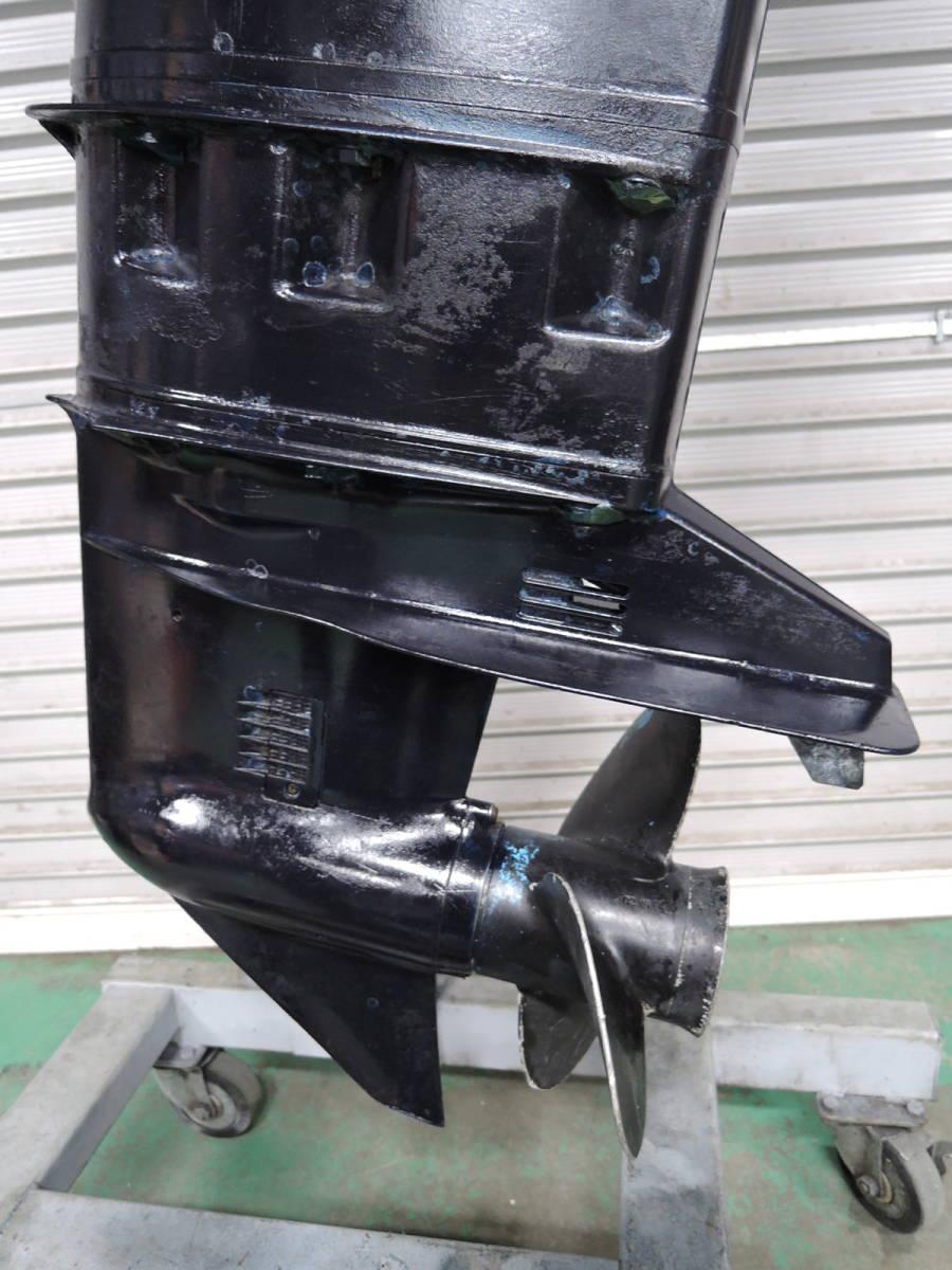 エンジン始動OK TOHATSU トーハツ 船外機 50馬力 TLDI M780515 スズキ ヤマハ ホンダ 20 25 30 40 60 70 80_画像8