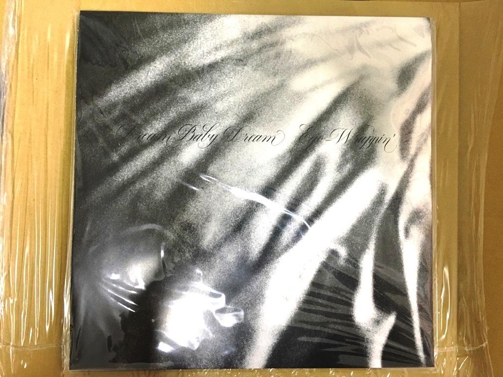 新品未開封 【限定生産】 Dream Baby Dream  EGO-WRAPPIN' LP  エゴラッピン 中納良恵   レコード