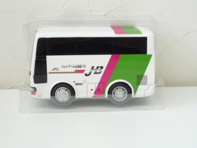 ◆◇チョロQ ジェイ・アール北海道 バス ①◇◆_画像2