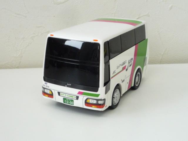 ◆◇チョロQ ジェイ・アール北海道 バス ①◇◆_画像4