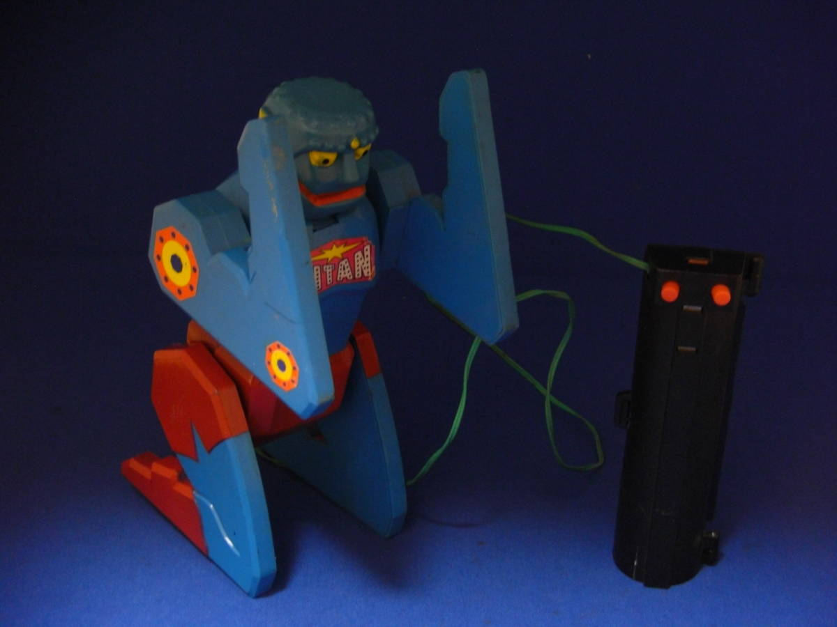 【超希少★レア】★TITANロボット★アクロバット★