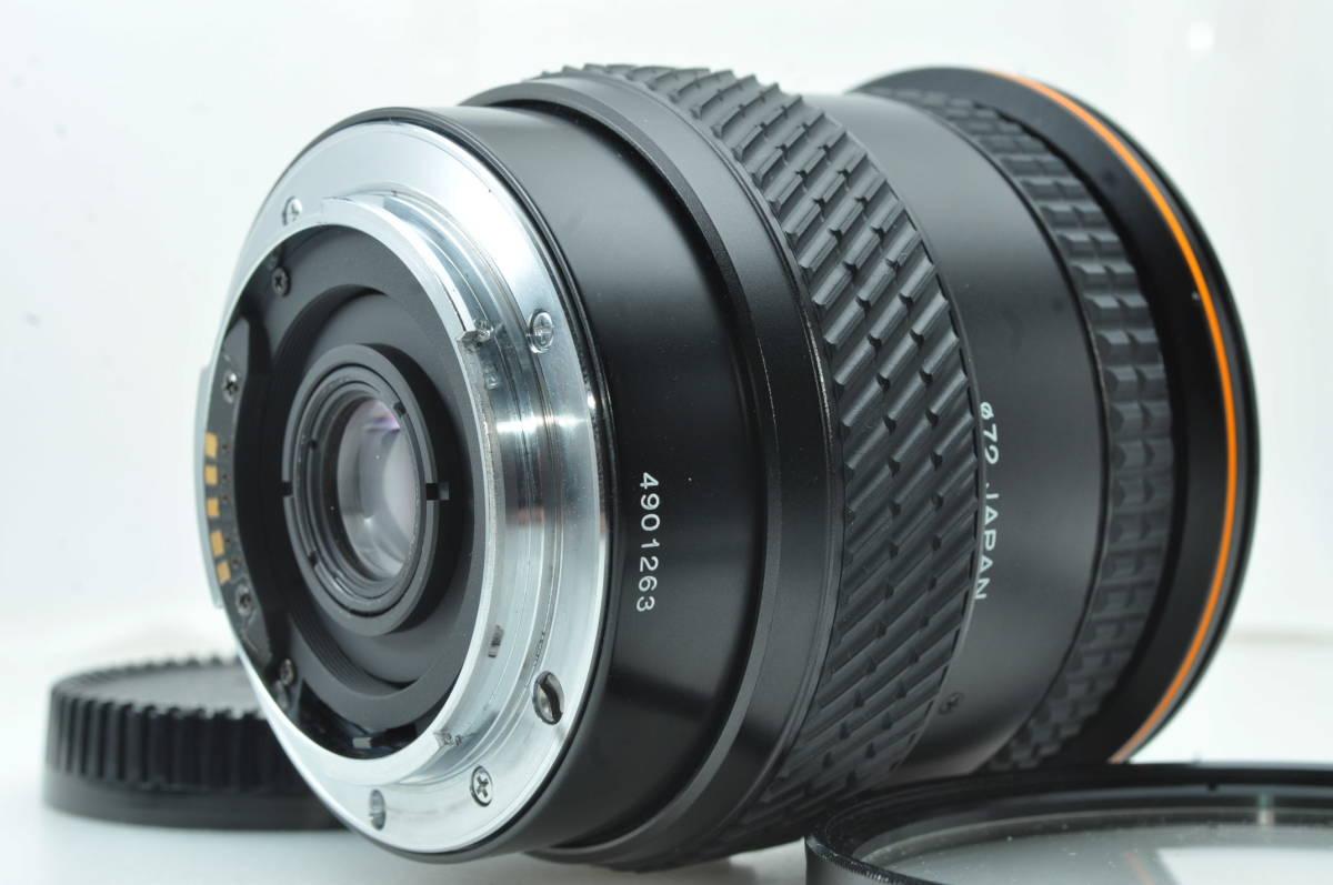 ★新品級★トキナー TOKINA AF 20-35mm f3.5-4.5 SONY ★完動★#6113_画像3