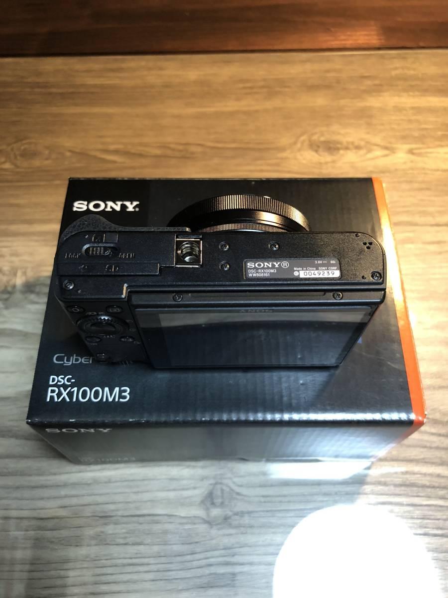 ☆美品 ソニー サイバーショット Sony Cyber-Shot DSC-RX100M3_画像2