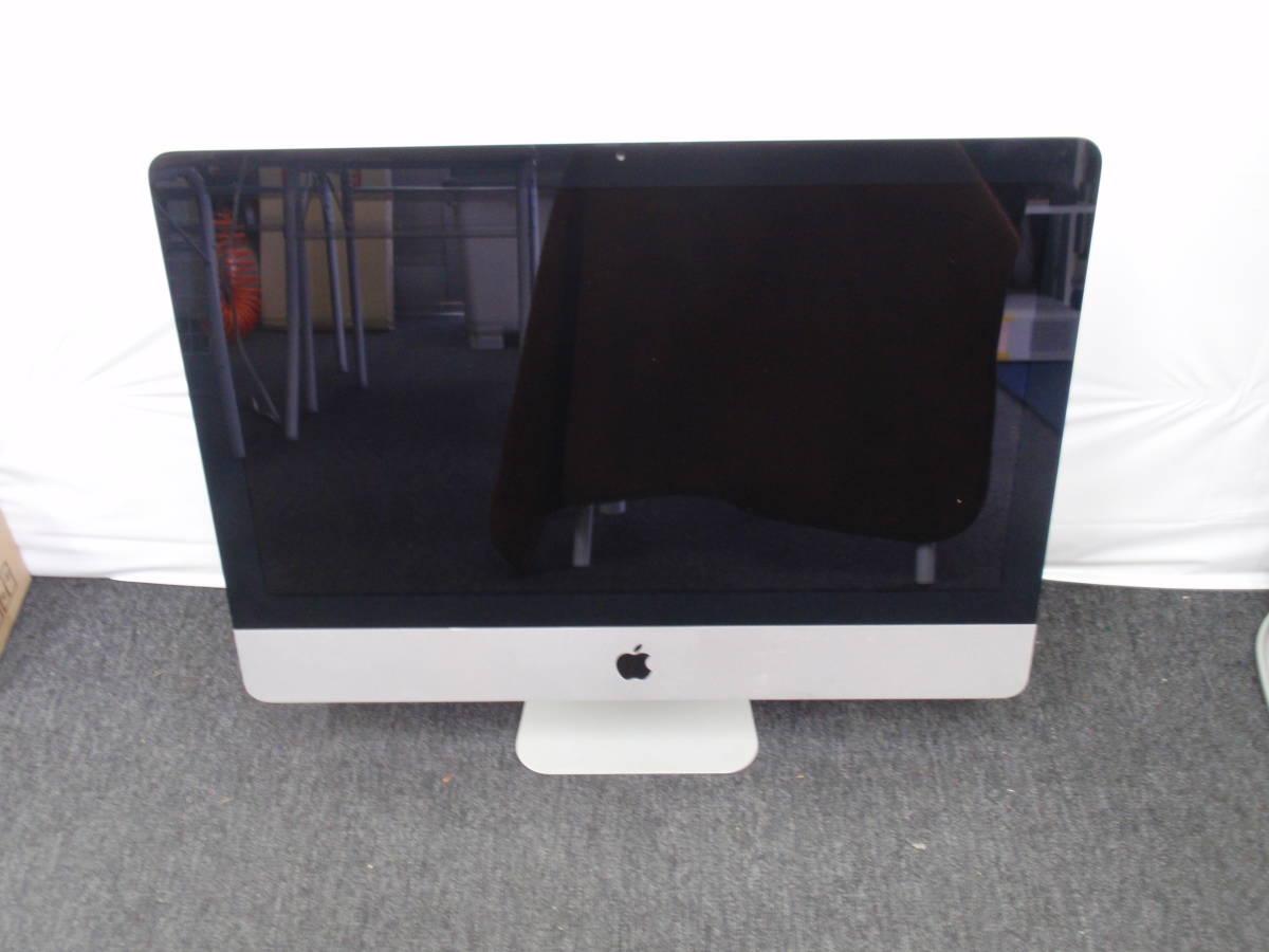 Apple アップル iMac A1311 (21.5-inch, Mid 2010) Intel CORE i3 3.06GHz 4GB