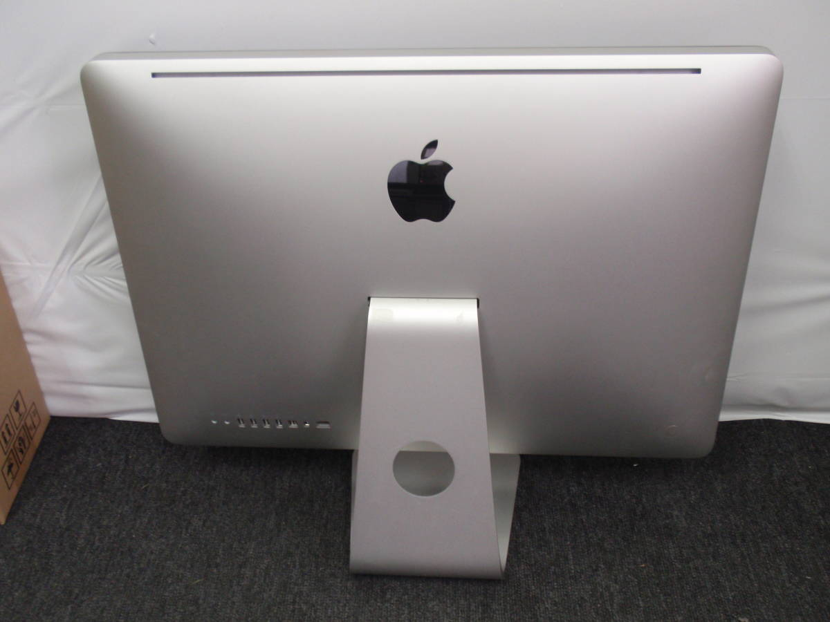 Apple アップル iMac A1311 (21.5-inch, Mid 2010) Intel CORE i3 3.06GHz 4GB_画像2