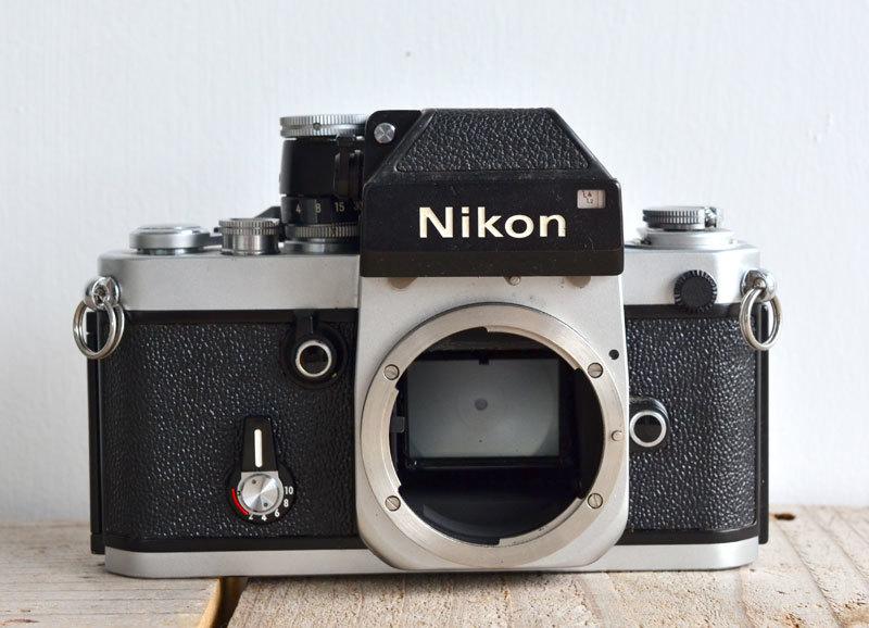 【美品】ニコン Nikon F2 フォトミック ボディ_画像2