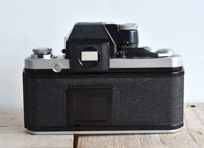 【美品】ニコン Nikon F2 フォトミック ボディ_画像4