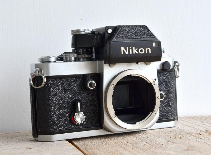 【美品】ニコン Nikon F2 フォトミック ボディ